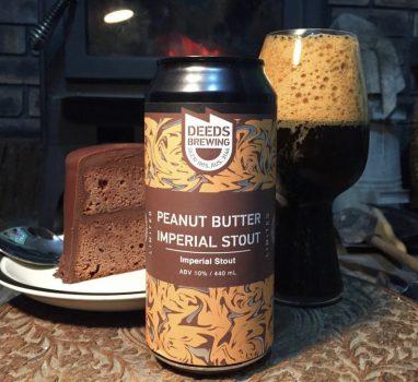 Deeds: Peanut Butter Imperial Stout / 契约:花生酱帝国世涛