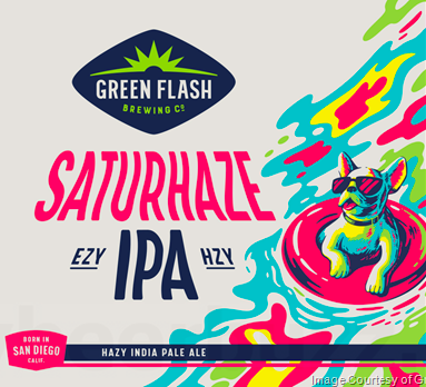 Green Flash: Saturhaze / 绿闪:浑浊周六