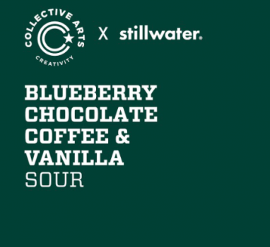 Collective Arts: Blueberry, Chocolate, Coffee & Vanilla Sour / 联合艺术:蓝莓-巧克力- 咖啡&香草 酸艾尔