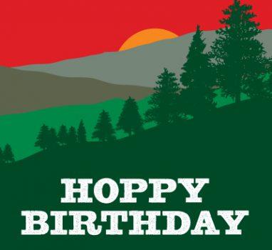 Alpine: Hoppy Birthday / 阿尔派恩:生日快乐