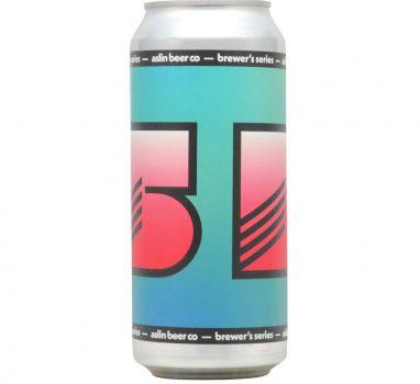 Aslin: IPA #5 (Brewer's Series) / 阿斯林:酿酒师系列5号IPA